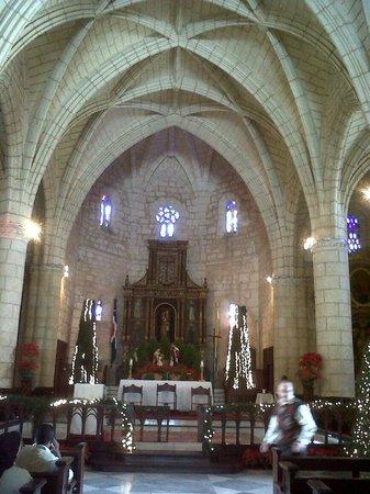 Cathédrale Notre-Dame de l'Incarnation : Bóveda de la Catedral Primada de América