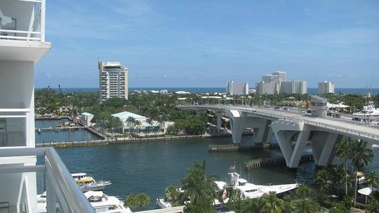 Hilton Fort Lauderdale Marina: beautiful view