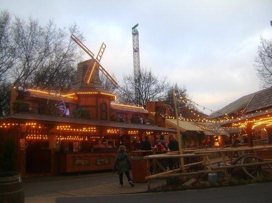 Winter Wonderland: parque