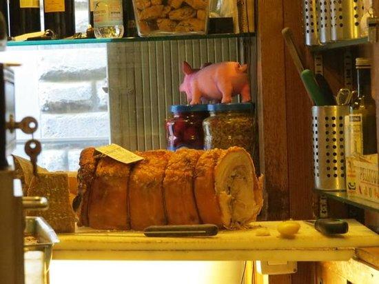 Fiaschetteria Nuvoli: The scrumptious porchetta