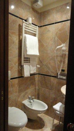 Antico Panada: Bathroom