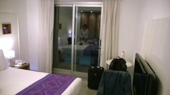 Mine Hotel Boutique: quarto