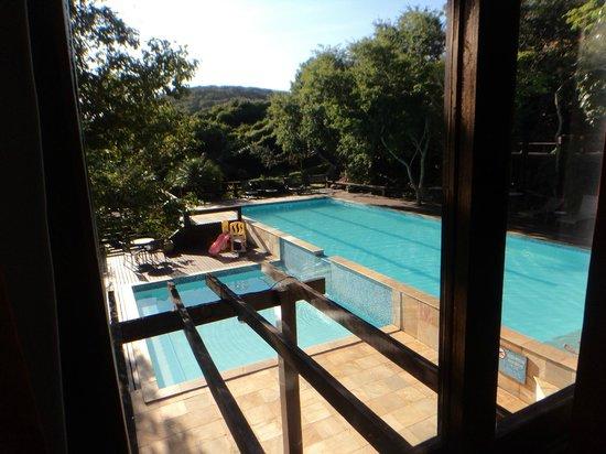 Hotel La Foret : vista desde habit 134