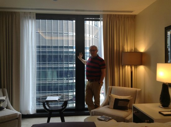 The Langham, Chicago : View from room