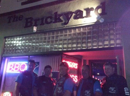 The Brickyard BBQ is VEMA approved!
