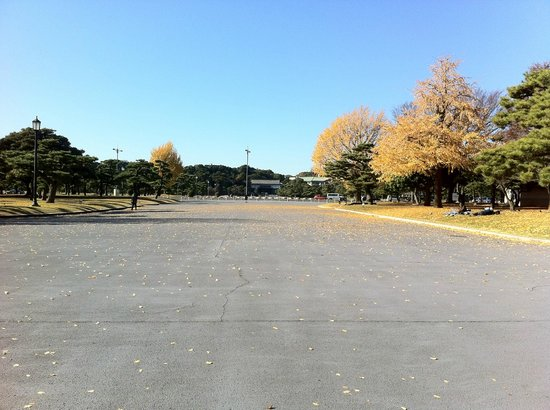 Yurakucho: 近くの皇居外苑
