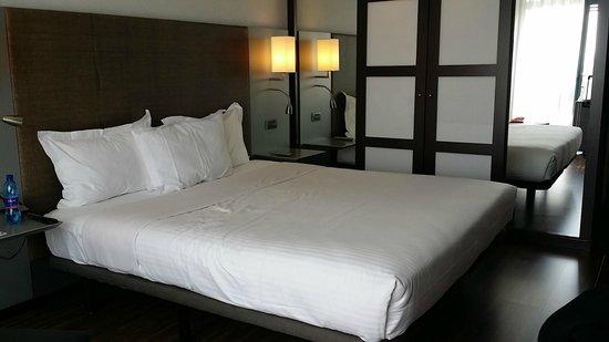 AC Hotel Gava Mar: hotel room