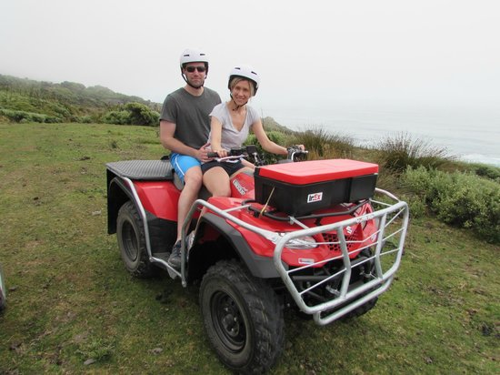 Westhaven Luxury Lodge : 4X4 tour
