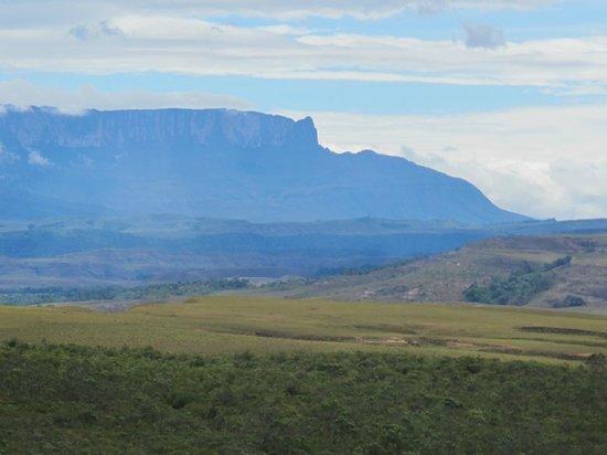 La Gran Sabana: Tepuy