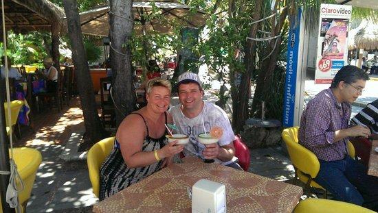 Bip Bip : Best Pina Coladas in Mexico!!  Thanks!!