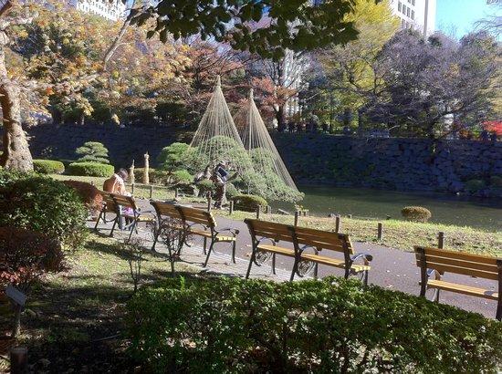 Hibiya Park : 日比谷公園