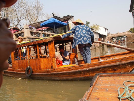 Suzhou Ancient Grand Canal: All Aboard