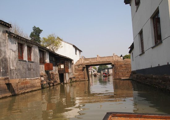 Suzhou Ancient Grand Canal: A Great Experience