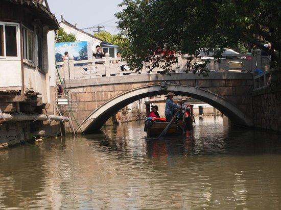 Suzhou Ancient Grand Canal: Beautiful Bridges