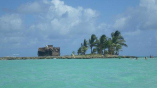 Decameron Aquarium : Petite île Rocky Cay