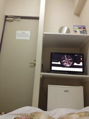 Hotel Hikari : TVもあり
