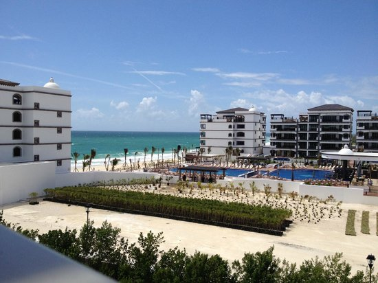 Now Jade Riviera Cancun: View from room #1407