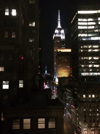 Andaz 5th Avenue: Great view
