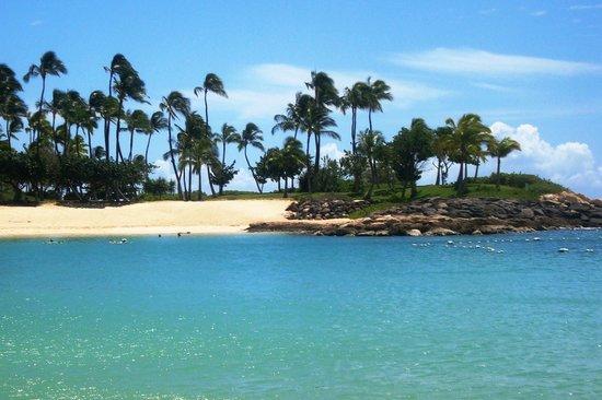 Marriott Ko Olina Beach Club : Lagoon