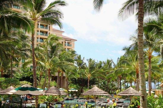 Marriott Ko Olina Beach Club: View from room