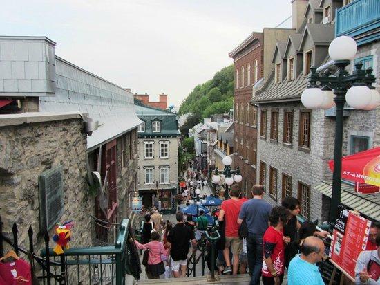 Lower Town (Basse-Ville): Quartier Petit-Champlain