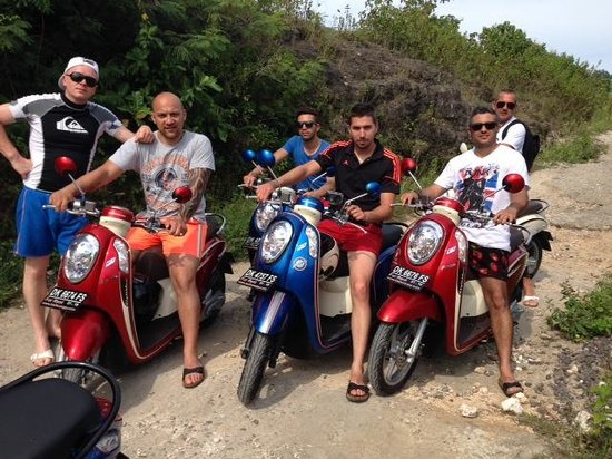 Bali Scoopy Tour - Day Tours