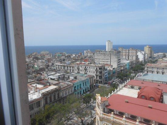 Mercure Sevilla La Habana: View from 9th floor