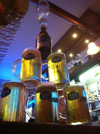 Mitto Sports Beer Cafe