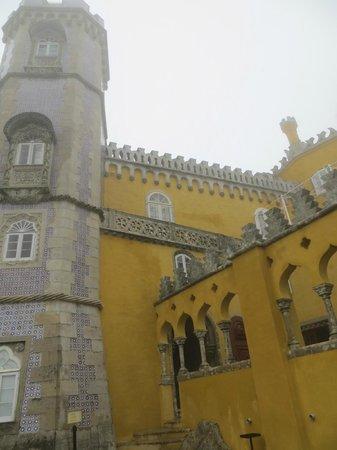 Inside Lisbon Tours : Pena Palace