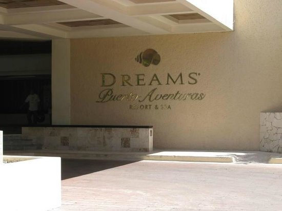 Dreams Puerto Aventuras Resort & Spa All Inclusive: Dream on