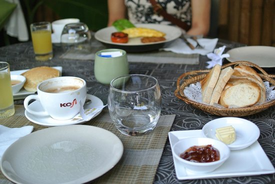 The Governors House Boutique Hotel Phnom Penh: Breakfast