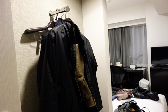 Royal Park Hotel The Nagoya : closet