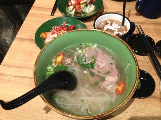 Nam Nam Noodle Bar: Lunch set