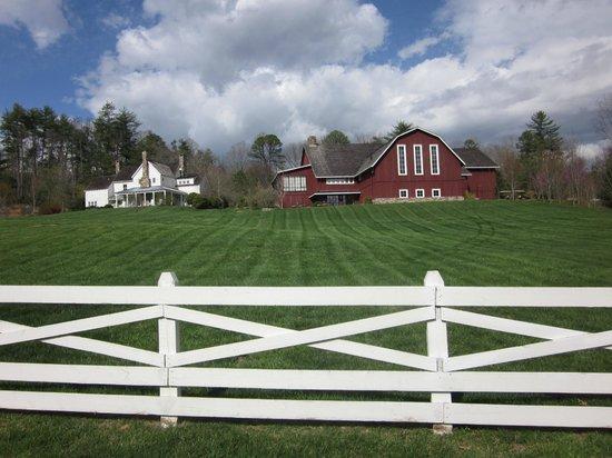Blackberry Farm: Culinary Barn and Farmstead