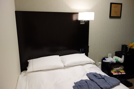 Royal Park Hotel The Nagoya : double bed