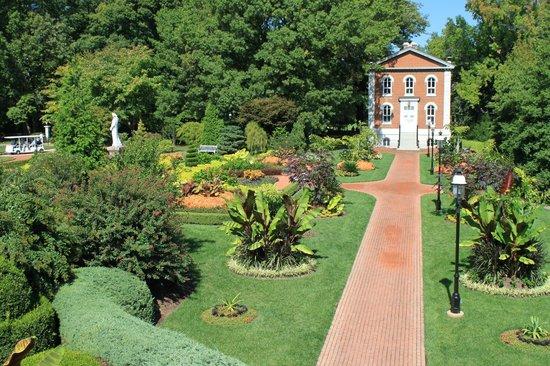 missouri botanical garden shaws gardens - Botanical Garden St Louis