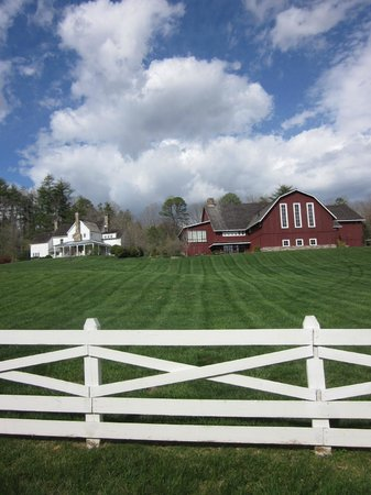 Blackberry Farm: Culinary barn