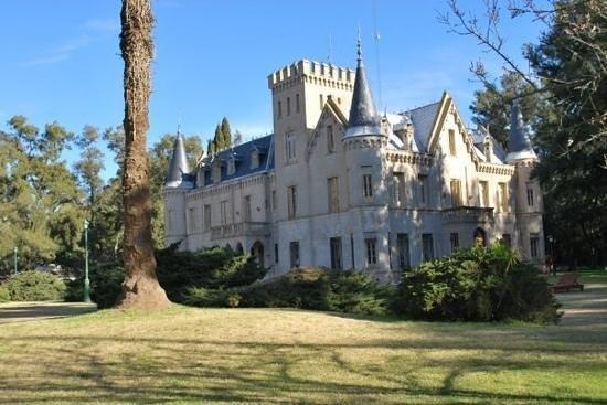 Estancia La Candelaria: castillo