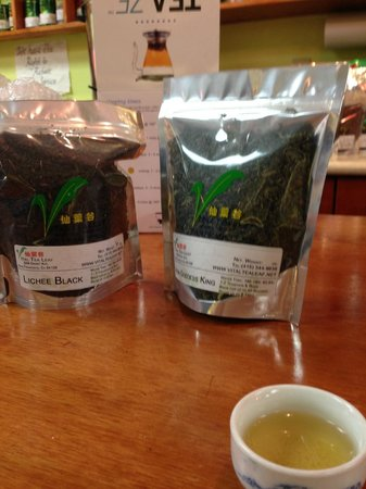 Vital Tea Leaf : A few of our treasures