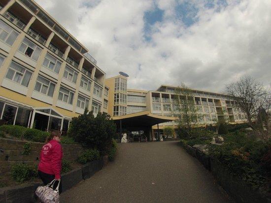Preston Palace Almelo: Het Preston Palace Hotel