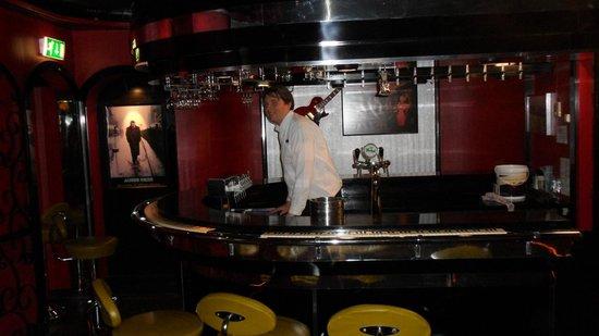 Preston Palace Almelo: De Piano Bar