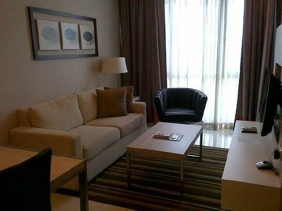 Citadines Uplands Kuching: this is Premier suites dining room