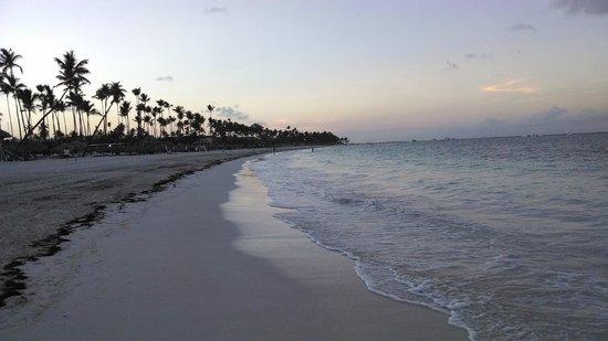 Paradisus Palma Real Golf & Spa Resort: The beach