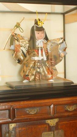 Hotel Nippon: Decoracion japonesa