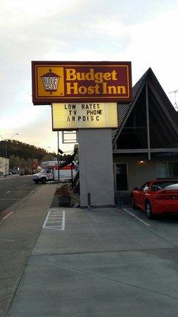 Budget Host Inn Williams: Very nice motel.