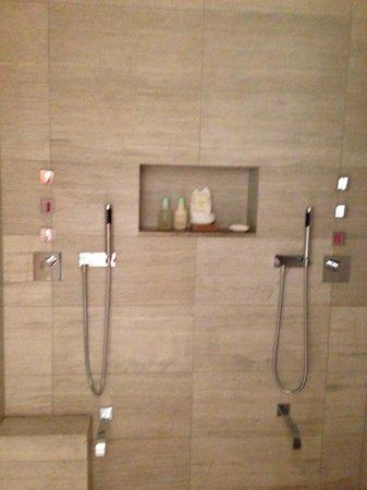Grand Hyatt New York : Master Shower