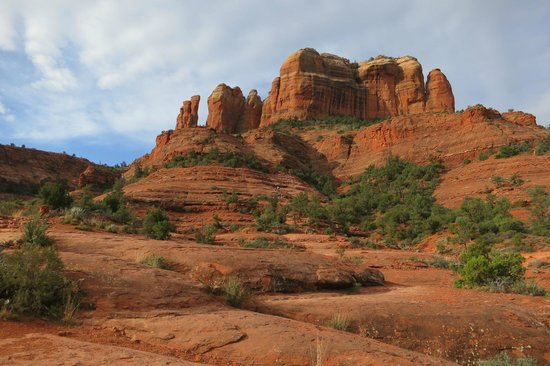 Cathedral Rock: the whole thing