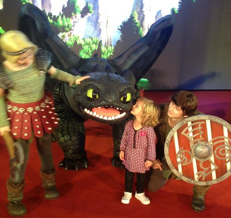 DreamWorks Experience at Cotai Strip Resorts: How to Train a Dragon