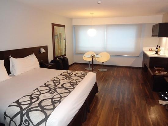 My Suites: quarto 607
