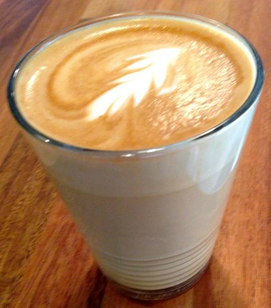 Espresso Garage: Latte anyone !